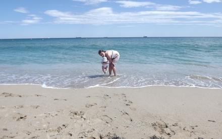 Испания. Пляжи Таррагоны