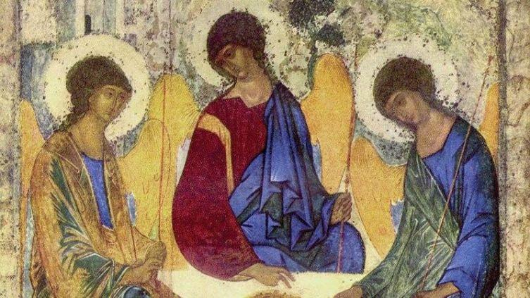 Действительно ли «Троица» написана Андреем Рублёвым?