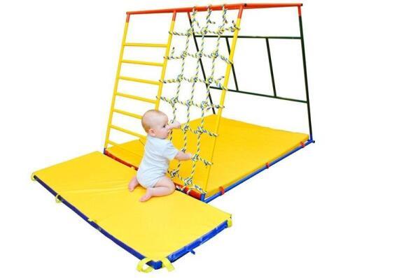 Как развивать детей с самого рождения? Компактный спортивный комплекс «Ранний старт»
