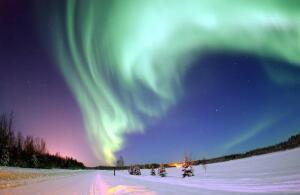 Северное сияние: как поймать космическую Жар-птицу?