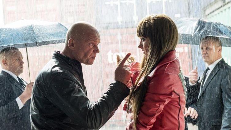 Кадр из фильма «Ставка на любовь»