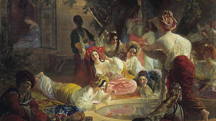 Есть ли тайны у поэмы «Бахчисарайский фонтан»? Пушкинский сюжет в искусстве