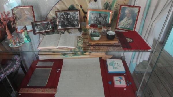 Экспозиция Дома-музея.Под цифрой