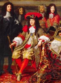 Французский король Людовик XIV в 1667 году.