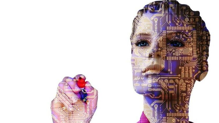 Работа роботов. Как работает робот-журналист?