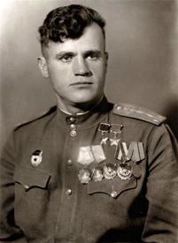 Гулаев, после вручения второй Золотой Звезды