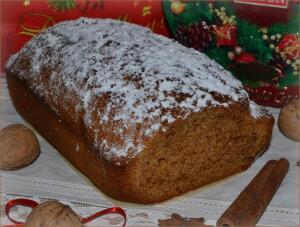 Как приготовить имбирный хлеб?