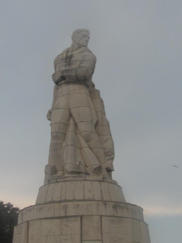 Варна. Памятник советскому воину-освободителю
