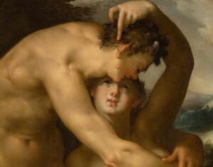Бартоломеус Спрангер, «Юпитер и Антиопа». Как это было?