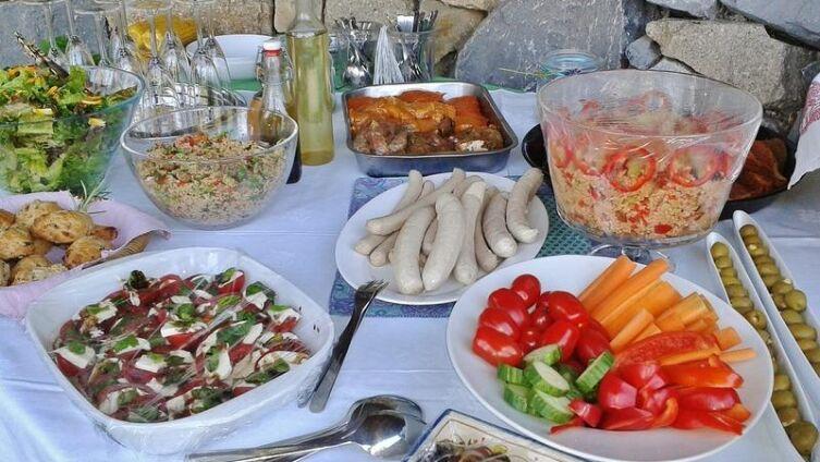 Что приготовить на 8 Марта? Необычные закуски азербайджанской кухни