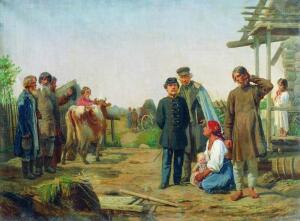 Как в России отменяли крепостное право? Как и вводили – постепенно! Примерно столетие...