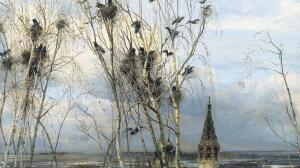 Грачи прилетели! Как встречали перелётных птиц 17 марта?