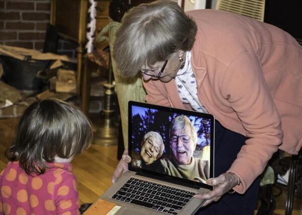 Какими бывают бабушки и дедушки?