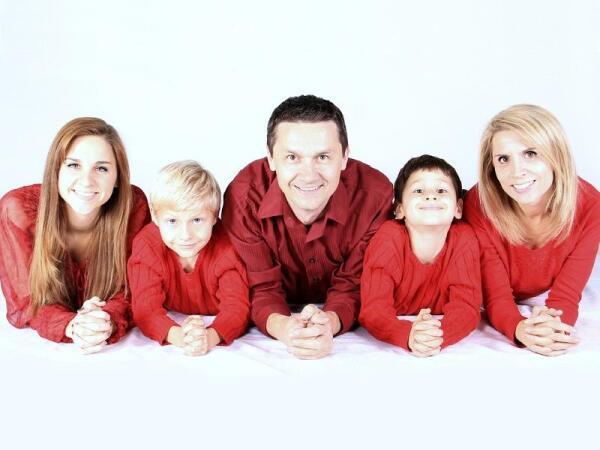 Роли в семье: с ног на голову?