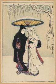 Судзуки Харунобу.