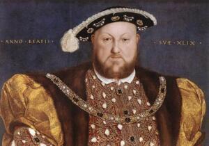 «Синяя Борода» Генрих VIII: в чём его проклятье?