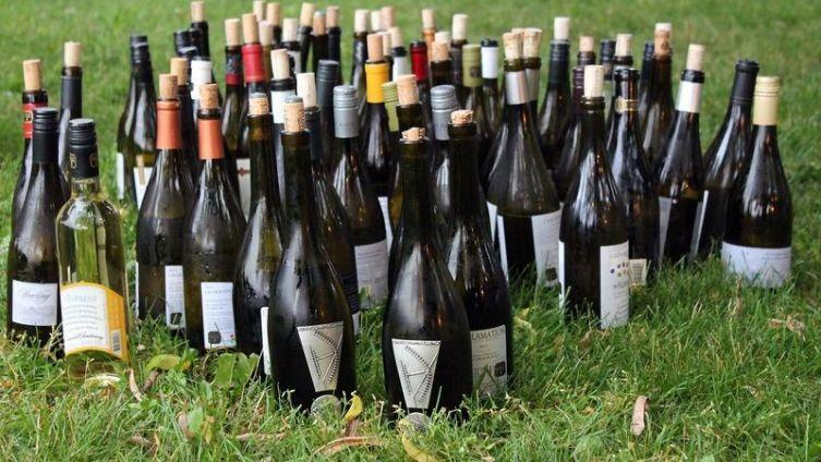 Как производят игристые вина?