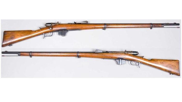 Винтовка Веттерли. Какой была первая европейская магазинная винтовка?