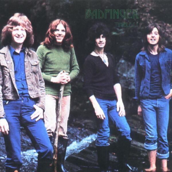 Группа BADFINGER. Слева направо: Пит Хэм, Майк Гиббинс, Том Эванс, Джой Молланд.