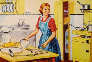 Возможен ли рай для домохозяек?