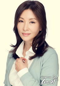 Ли Ми Сук в роли Ким Юн Хи