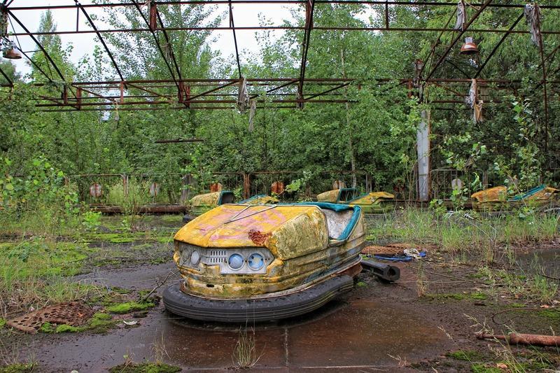 Чернобыль, 30 лет спустя... А вы помните?