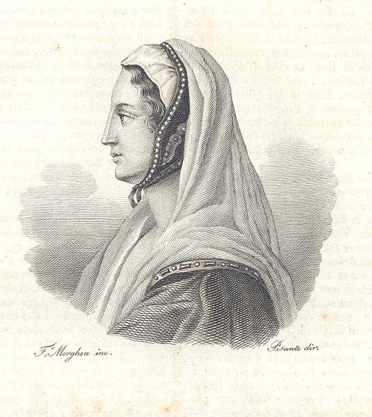 Какая трагедия произошла с миланской герцогиней в XV веке? Беатриче ди Тенда и её образ в искусстве