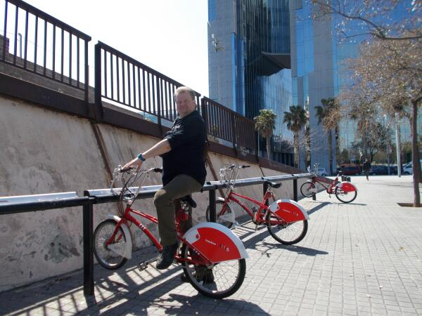Велопрокат Барселоны труднодоступен для туриста