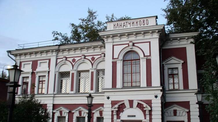 Вокзал Канатчиково на МКЖД