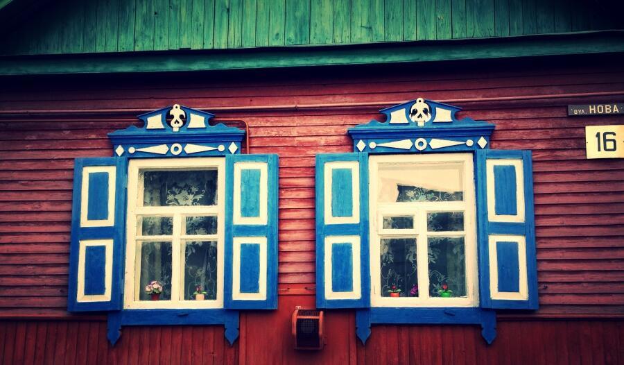 Окно как оберег дома. Как увидеть в наличнике схему мироздания?