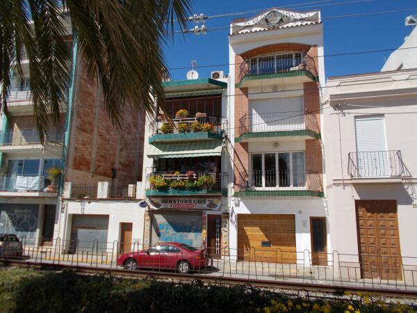 испанские балконы жилых домов