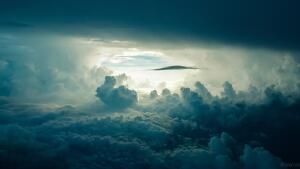 Сколько над нами... небес?