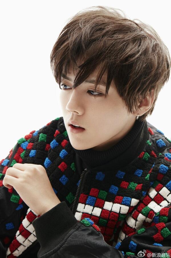 Лухан из EXO