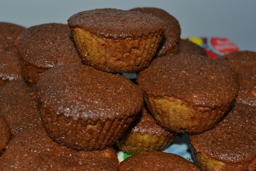 Кукурники - кексы для стройных мам и их детишек