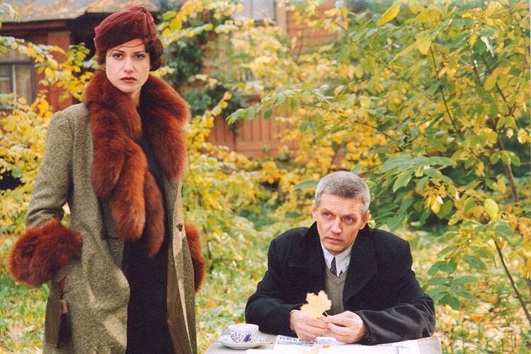 Кадр из сериала «Мастер и Маргарита»