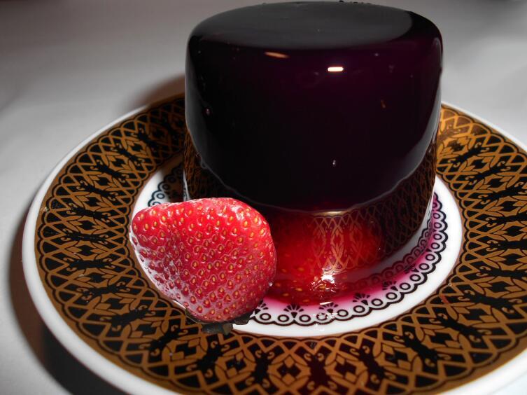 Как приготовить пикантное винное желе? Десерт для взрослых