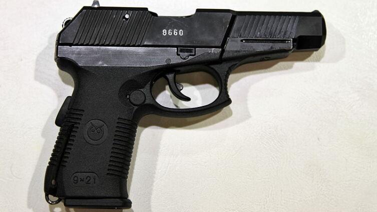 Пистолет Сердюкова