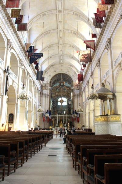 Солдатская церковь Дома инвалидов, Париж, Франция