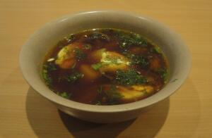 Как приготовить суп из сушеных грибов?