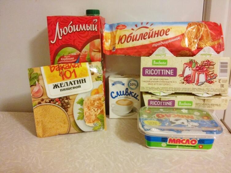 Как приготовить нежный и лёгкий чизкейк без выпечки?