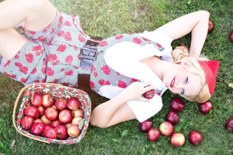 Какова роль яблока в нашей жизни и истории?