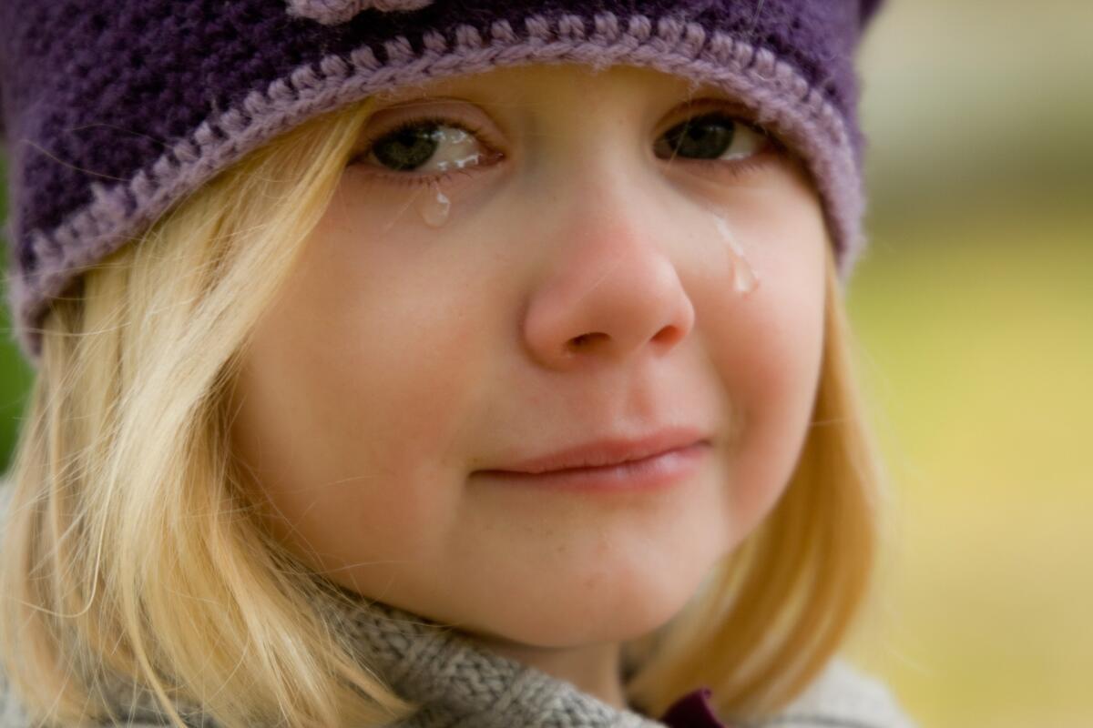 Стоит ли проливать слёзы?