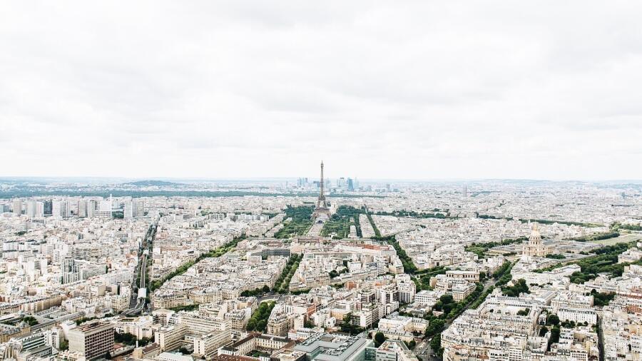 Елисейские поля в Париже. А почему Елисейские?