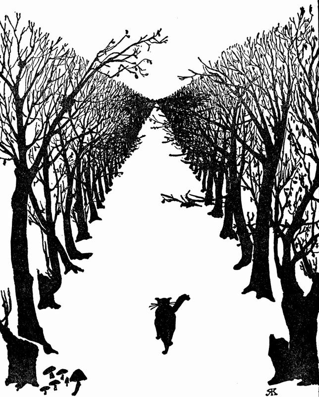 Иллюстрация к сказке Р. Киплинга