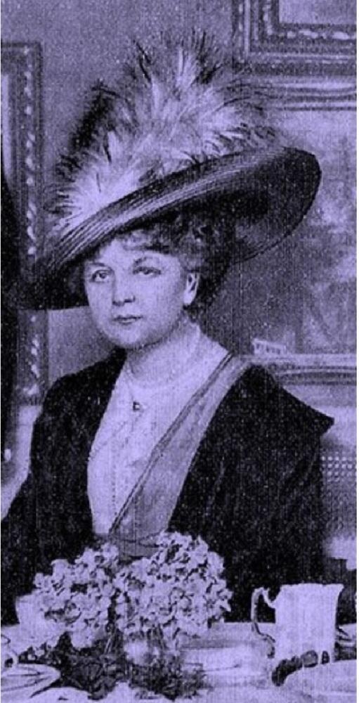 Жанна Пакен в 1911 году
