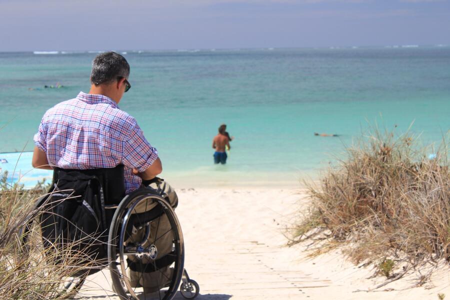 Есть ли учёные-инвалиды?