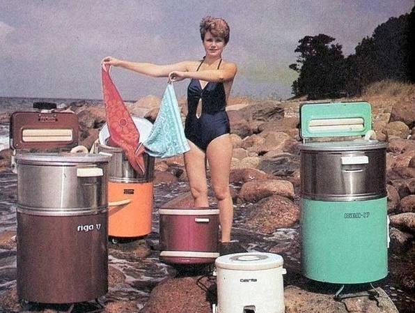 Реклама 70-х годов ХХ века