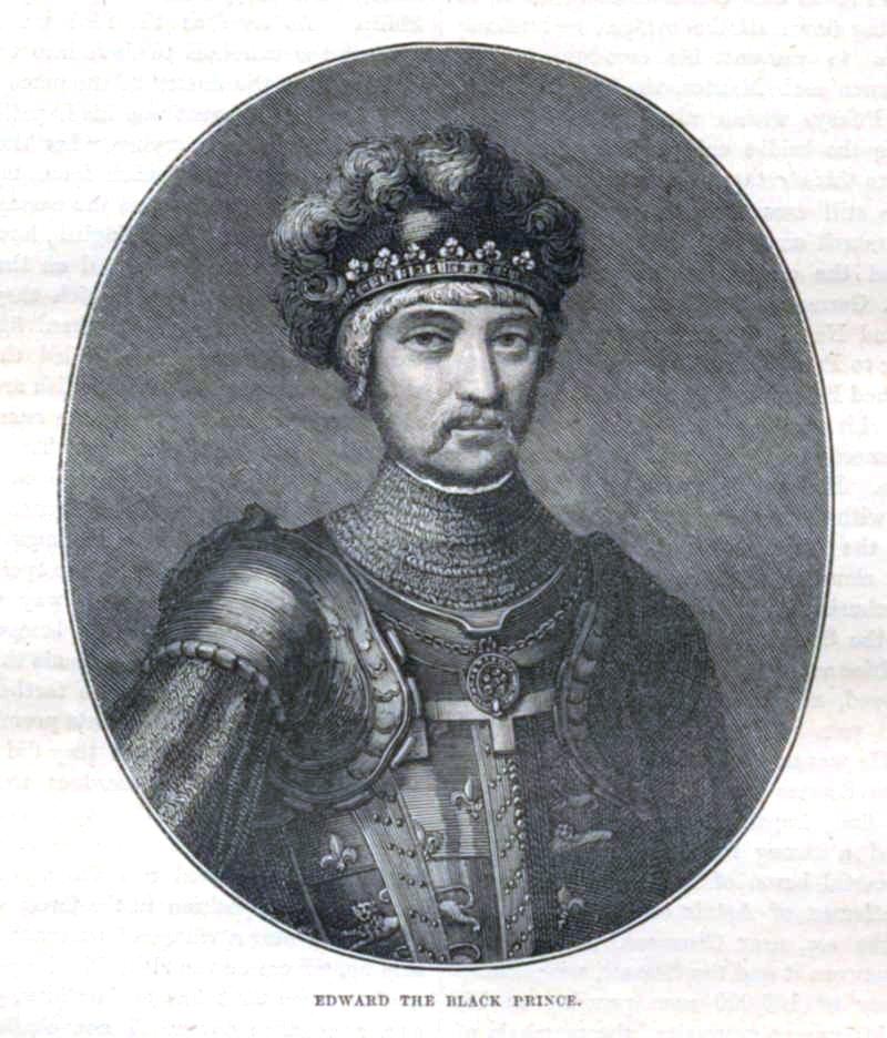 Эдуа́рд Ву́дсток, «Чёрный принц»