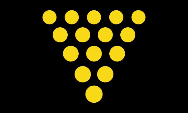Флаг герцога Корнуольского