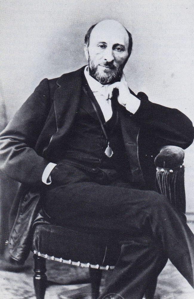 Артур Сен-Леон, фотография 1865 года